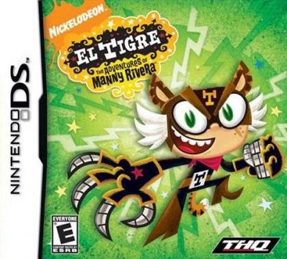 El Tigre : The Adventures of Manny Rivera [Europe] image