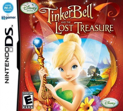 Tinker Bell and the Lost Treasure (Clone) image