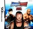 Logo Emulateurs WWE SmackDown vs Raw 2008 featuring ECW (Clone)