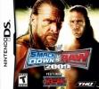 Логотип Emulators WWE SmackDown vs Raw 2009 featuring ECW