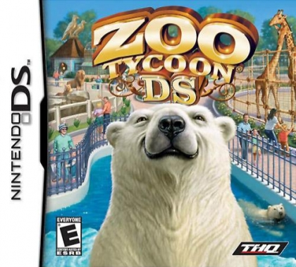 Zoo Tycoon DS (Clone) image