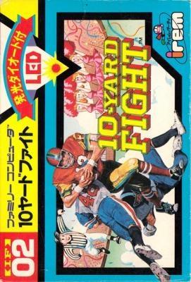 10 Yard Fight [Japan] image