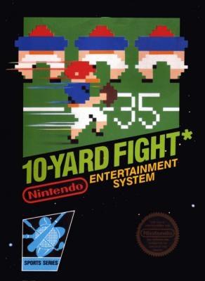 10-Yard Fight [USA] image