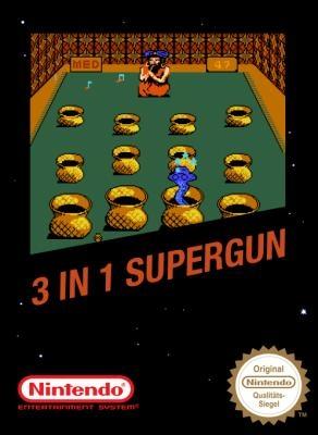 3 in 1 Supergun [Asia] (Unl) image