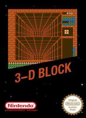 3-D Block [Asia] (Unl) image