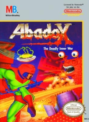 Abadox : The Deadly Inner War [USA] image