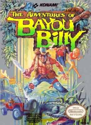 The Adventures of Bayou Billy [USA] image