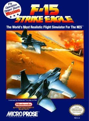 F-15 Strike Eagle [USA] image