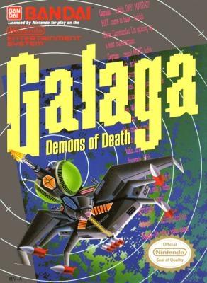 Galaga : Demons of Death [USA] image