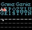 Логотип Emulators Game Genie [USA] (Unl)
