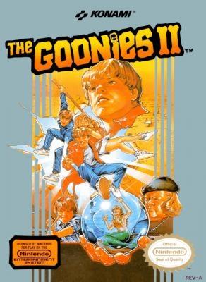 The Goonies II [USA] image