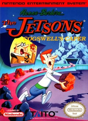 The Jetsons : Cogswell's Caper! [Europe] image
