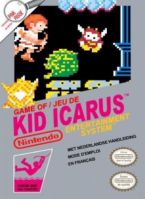 Kid Icarus [Europe] image