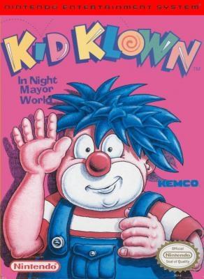 Kid Klown in Night Mayor World [USA] image