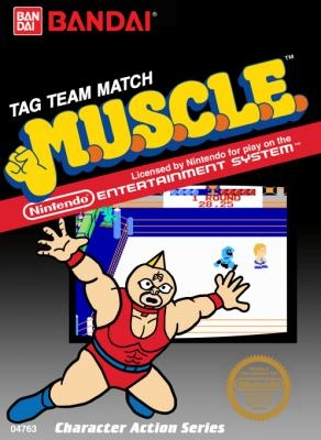 M.U.S.C.L.E. : Tag Team Match image