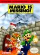 Логотип Emulators Mario is Missing ! [USA]