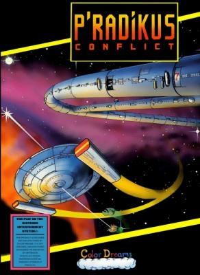 P'radikus Conflict [USA] (Unl) image