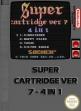 logo Emuladores Super Cartridge Ver 7 : 4 in 1 [Asia] (Unl)