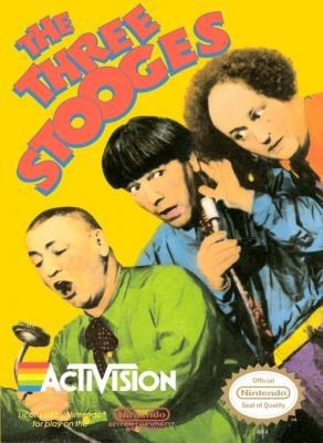 The Three Stooges [USA] (Beta) image