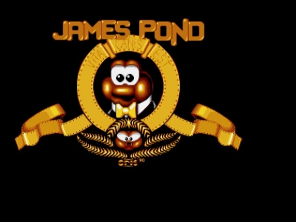 James Pond (1990)(Krisalis)[a] image
