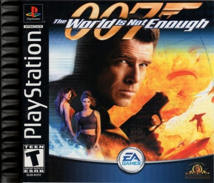 007 - The World Is Not Enough (Clone) image
