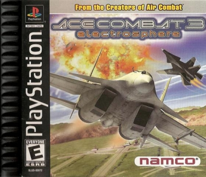 Ace Combat 3 - Electrosphere image