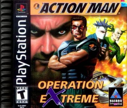 Action Man: Operation Extreme (Clone) image