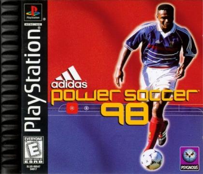 Adidas Power Soccer 98 image