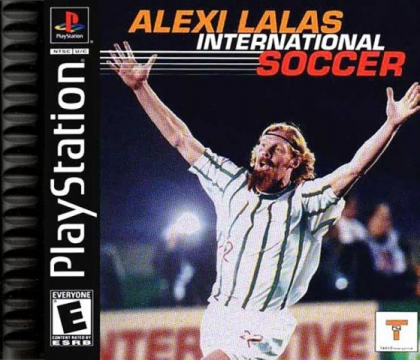 Alexi Lalas International Soccer (Clone) image