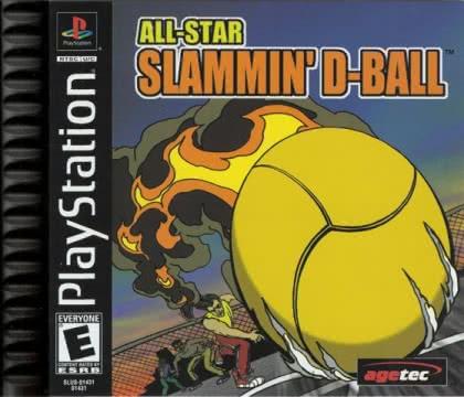 All-Star Slammin' D-Ball [USA] image