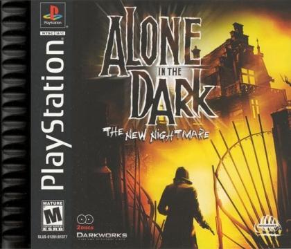 Alone In The Dark - The New Nightmare image