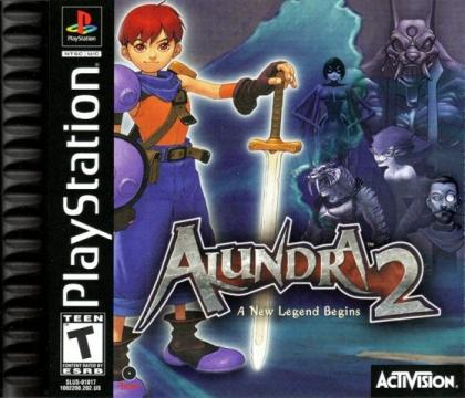 Alundra 2 : A new Legend begins [USA] image