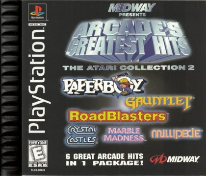 Arcade's Greatest Hits - The Atari Collection 2 (Clone) image