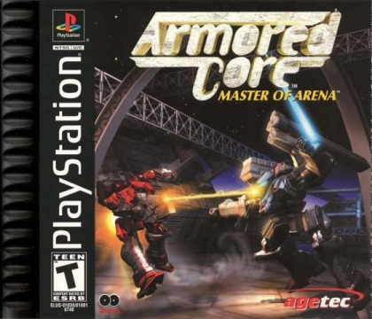 Armored Core - Master Of Arena image
