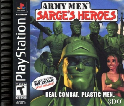 Army Men : Sarge's Heroes (Clone) image