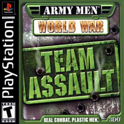 Army Men - World War - Team Assault (Clone) image