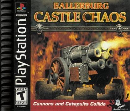 Ballerburg : Castle Chaos (Clone) image