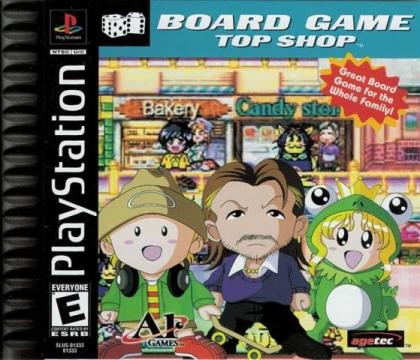 Board Game - Top Shop (Clone) image