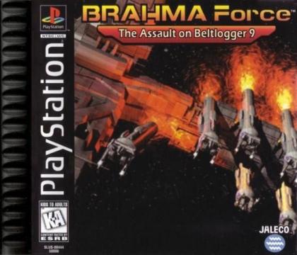 Brahma Force - The Assault On Beltlogger 9 (Clone) image