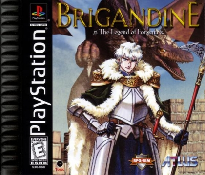 Brigandine : The Legend of Forsena (Clone) image
