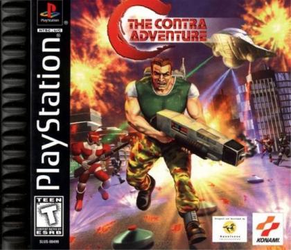 C : The Contra Adventure (Clone) image