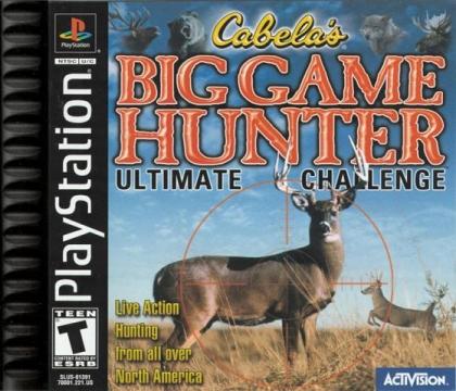 Cabela's Big Game Hunter - Ultimate Challenge image