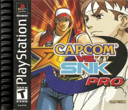 Capcom vs. SNK Pro (Clone) image