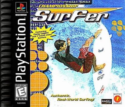 Championship Surfer (Clone) image