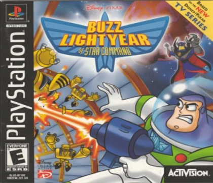 Disney/Pixar Buzz Lightyear of Star Command [USA] image
