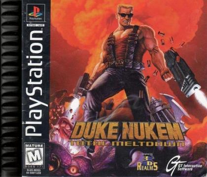 Duke Nukem : Total Meltdown image
