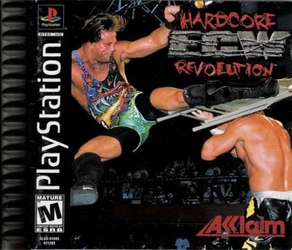 ECW Hardcore Revolution (Clone) image