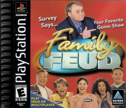 Family Feud (Clone) image