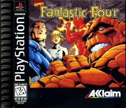 Fantastic Four (Clone) image