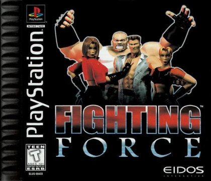 Fighting Force (Clone) image